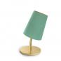 Tischlampe »Dandy«, mintgrün. Bild 3