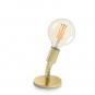 Tischlampe »Luna«, gold. Bild 3