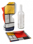 Vasenhülle »Mondrians Komposition«. Bild 3
