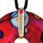 Amulett nach Wassily Kandinsky »Schweres Rot«. Bild 4