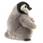 Baby-Pinguin Handpuppe. Bild 4