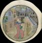 Codex rotundus Faksimile. Hildesheim, Dombibliothek Hildesheim, Hs 728, Brügge, Ende des 15. Jahrhunderts. Bild 4
