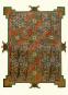 Das Lindisfarne-Evangeliar. 20 Grußkarten mit Umschlägen in Schmuckbox. Bild 4