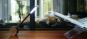 Designer Schreibtischlampe «Oktagon«. Bild 4