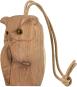 Duft-Uhu aus Zedernholz. Bild 4