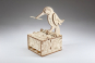 Holzbausatz »Vogel«. Bild 4