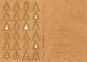 Holzpostkarten »Adventskalender«. Bild 4
