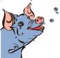 Johannes und das Blaubeerschwein oder: Neues über die Erfindung der Buchdrucker-Kunst. Bild 4