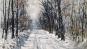Lichtgestöber. Der Winter im Impressionismus. Bild 4