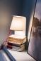 Nachttischlampe mit Buchablage »George Sand«. Bild 4