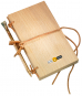 Römische Schreibtafel mit Bronzegriffel. Bild 4