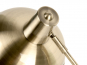 Tischlampe »Hood«, gold. Bild 4