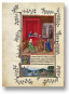 Turin-Mailänder Stundenbuch. Faksimile. Bild 4