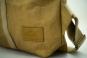 Wasserfester Papierrucksack »Paper Boy«, hellbraun. Bild 4