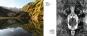 bergüber. Alpenpanoramen in ihrer symmetrischen Verdoppelung. Bild 5