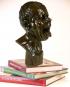 Bronzebüste Franz Xaver Messerschmidt »Studienkopf mit herausgestreckter Zunge«. Bild 5