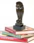 Bronzefigur Umberto Boccioni »Eule«. Bild 5