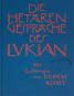 Die Hetärengespräche des Lukian. Mit 15 ganzseitigen Federzeichnungen von Gustav Klimt. Bild 5