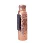 Große Wasserflasche aus Kupfer »gehämmert«. Bild 5