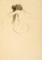 Gustav Klimt. Beethovenfries. Zeichnungen. Bild 5