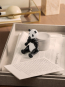 Kay Bojesen Holzfigur »Panda«, klein. Bild 5