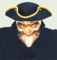Maske Bauta Scacchi Musica Bild 5