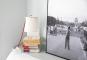 Nachttischlampe mit Buchablage »George Sand«. Bild 5