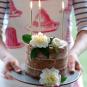 Schürze »Cupcakes und Kuchen«. Bild 5
