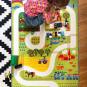 Spielteppich Bauernhof. Bild 5