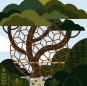 Baumhäuser. Märchenschlösser, die in den Himmel wachsen. Bild 6