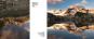 bergüber. Alpenpanoramen in ihrer symmetrischen Verdoppelung. Bild 6