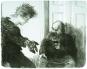 Johannes Grützke. Aus dem Leben Arthur Rimbauds. Grafikedition. Bild 6