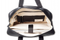 Schwarze Laptoptasche von »Moleskine«. Bild 6