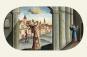 Die Esther-Rolle, Faksimile. Manuskript-Rolle mit Holz und Leder. Bild 7