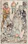 Erich Klahn. Ulenspiegel (1901-1978). Ausgabe in vier Bänden mit 1312 Aquarellen. Bild 7