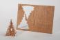Holzpostkarten-Set »Frohe Weihnachten«. Bild 7